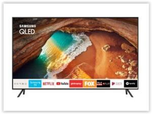 "Smart TV QLED 55"" UHD 4K Samsung 55Q60 R$ 3039"