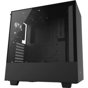 GABINETE GAMER NZXT H500, R$ 379