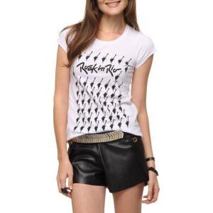 [Ame 15%] Camisetas Rock in Rio 76% de desconto