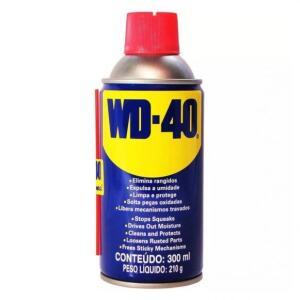 Lubrificante e Desengripante Aerossol 300ml WD-40 - Azul | R$25