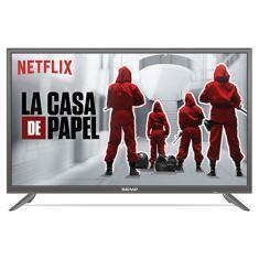 "Smart TV LED 39"" Semp TCL L39S3900 Full HD | R$1.010"
