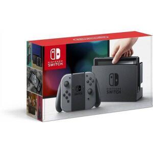 [CC Sub + Ame R$ 1511] Console Nintendo Switch Cinza R$ 1574