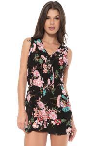 Macaquinho Lily Fashion c/ Babado R$24