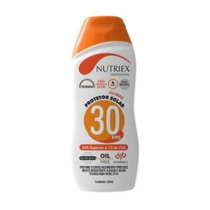 [PRIME] Protetor Solar FPS 30 120ML Nutriex - R$ 8