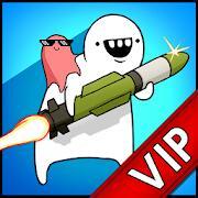 [VIP] Missile Dude RPG: Tap Tap Missile - Grátis