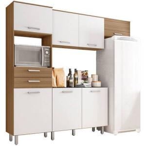 [Primeira Compra] Cozinha Compacta 4 Peças Lia - Poliman R$336