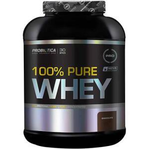[CC SUB] 100 % Pure Whey Chocolate 2Kg - Probiótica R$94