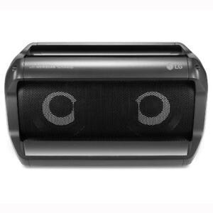 Caixa de Som LG Xboom Go PK5 Bluetooth Preta Resistente à água