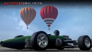 Game Automobilista ativa na Steam