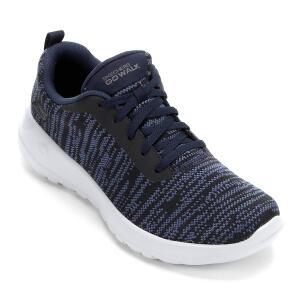 Tênis Skechers Go Walk Joy Rapture Feminino - Azul Escuro | R$125