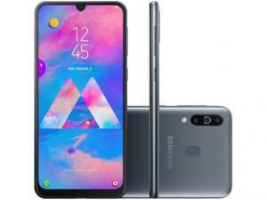 [APP] - Smartphone Samsung Galaxy M30 64GB Preto 4G
