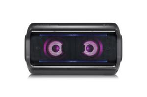Caixa de Som Bluetooth Xboom Go PK7 Preta LG R$509