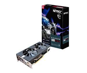 Placa De Video Sapphire Radeon Rx 580 4gb Nitro + Ddr5 - 256bits