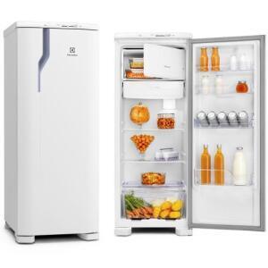 Refrigerador 1 porta Electrolux RE31 - 214 Litros - Branco | R$957