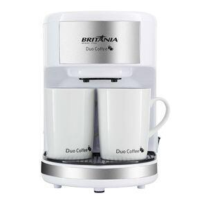 Cafeteira Britânia Duo Coffee - R$52
