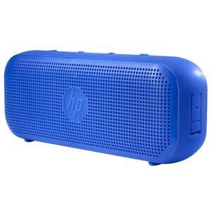 Caixa de Som Portátil Bluetooth HP S400 Azul - R$93