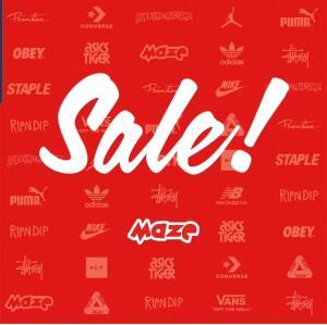 Até 50% off em diversos produtos na Maze Skate Shop!