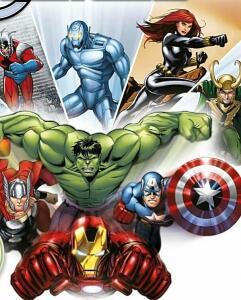 Coleção Marvel : Volume 4 ao 6 Ebook Grátis