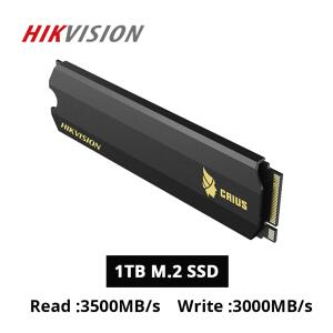 HIKVISION M.2 1TB 2TB 512gb SSD de 3500 mb/s C2000 - R$343
