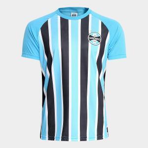 Camisa Grêmio Stripes Masculina