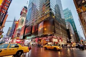 New York e Tel Aviv , saindo de SP ou RJ por R$ 931