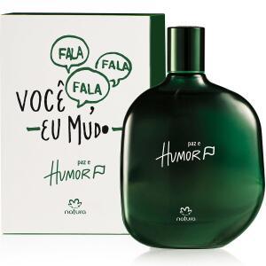 Desodorante Colônia Paz e Humor Masculino - 75ml R$50