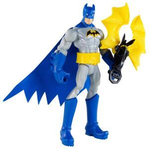 Boneco Batman Mattel Power Attack Cyberbat