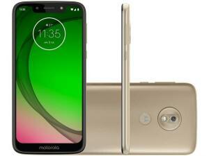 Smartphone Motorola G7 Play 32GB Indigo 4G R$ 699