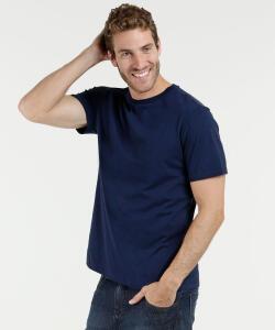Camiseta Masculina Basica Manga Curta Marisa