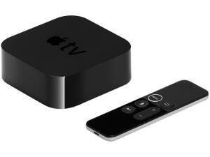 Apple TV 4ª Geração Proc. Chip A8 TV 32GB - MQD22BZ/A
