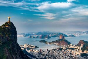 Pacote Rio de Janeiro: aéreo e hospedagem para 2 adultos, por R$1.283