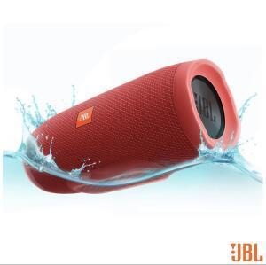 JBL Charge 3 à prova d'água - Vermelha