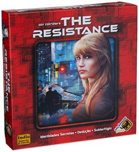 [Oferta Prime] The Resistance Galápagos Jogos | R$80