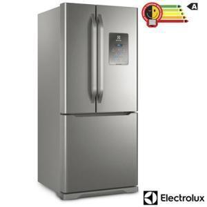 Geladeira Electrolux Multi Door Frost Free 579L DM84X Inox | R$4.049