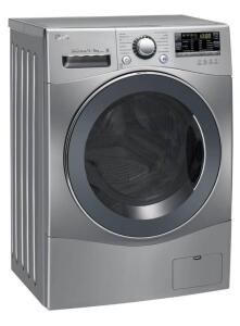 [CC Americanas] Lava e Seca LG 11Kg Prime Touch WD11EP6 Inox 110V | R$2.551