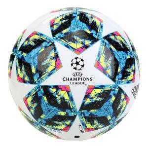 Bola de Futsal UEFA Champions League Finale Adidas - Branco e Azul R$75