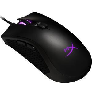 Mouse HyperX Pulsefire FPS PRO RGB 16000dpi - (Mousepad HyperX incluso)