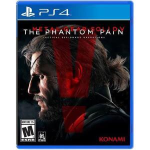 Jogo Metal Gear Solid - The Phantom Pain PS4