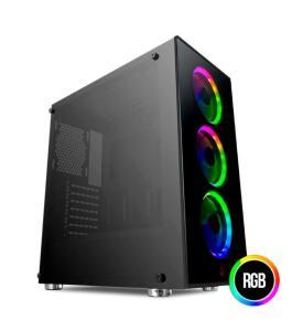 Gabinete Pichau Gaming Pouter II Led RGB