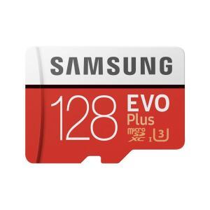 Cartão De Memória SAMSUNG Evo Micro SD 128GB - R$78