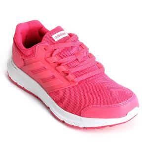 Tênis Adidas Galaxy 4 Feminino - Rosa  - Tam. 34 | R$100