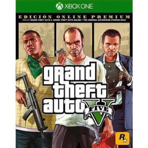 Grand Theft Auto V - Premium Online Edition - Xbox One - R$108