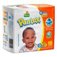 Fralda Pantex Tamanho M/G/XG/XXG | R$10