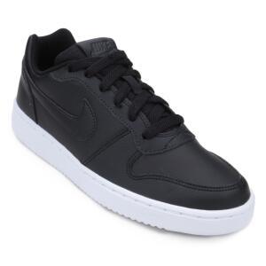 Tênis Nike Ebernon Low Feminino - Preto | R$150
