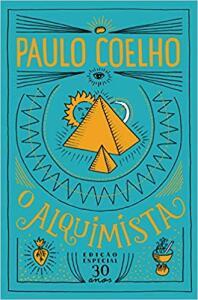 O Alquimista - Edição Comemorativa 30 anos - R$35