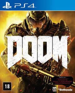 Game Doom PS4 | R$30