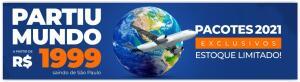 Aéreo + hospedagem 5 dias - Dubai, Joanesburgo, Nova York ou Paris R$ 1999