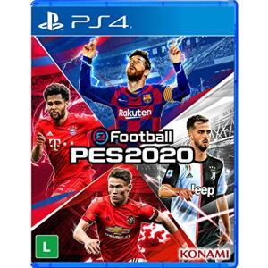 Pro Evolution Soccer eFootball PES 2020 - PlayStation 4 R$177