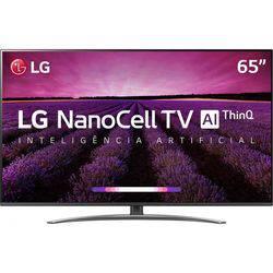 Smart TV LED LG 65'' 65SM8100 Ultra HD 4K NanoCell   R$4.939