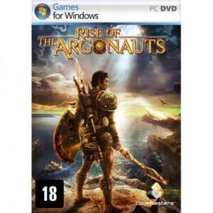 Jogo p/ PC Rise of the Argonauts DVD Original Mídia Física - Codemasters